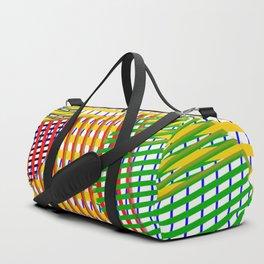 2406 Pattern evolution 1 Duffle Bag