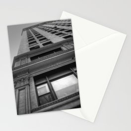 Manhattan Building Stationery Cards