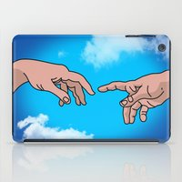 comics iPad Cases featuring comics  by mark ashkenazi