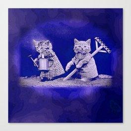 CatCurios 01 Canvas Print
