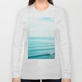 Minimal Beach Long Sleeve T-shirt