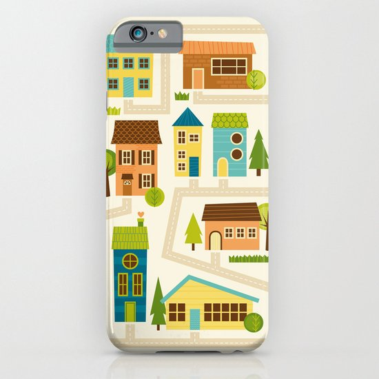 Neighborhood iPhone & iPod Case