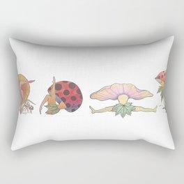 Fungi Faeries Rectangular Pillow