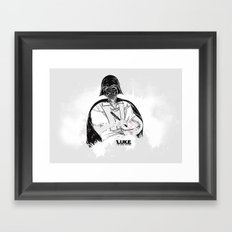Heroes - The Mother Framed Art Print