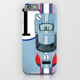 GT40 24H 1966 iPhone Case