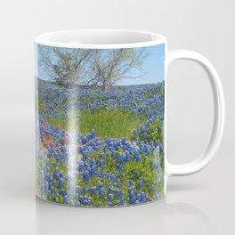 Texas Bluebonnets 4 Coffee Mug