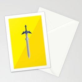 Master Sword (Legend of Zelda) Postcard Stationery Cards