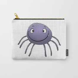 Spider Smile Carry-All Pouch