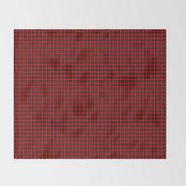 Ramsay Tartan Throw Blanket
