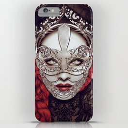 Sabela iPhone Case