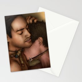 Nagron Kiss #2 (Spartacus) Color Version Stationery Cards