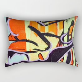 ARCHED BACK Rectangular Pillow