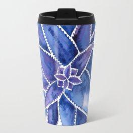 Aloe Vera – Navy Palette Travel Mug