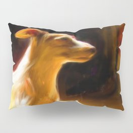 Sophie in the sun Pillow Sham