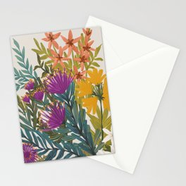 African Wildflowers Stationery Cards