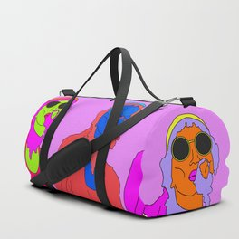 life's a party Duffle Bag