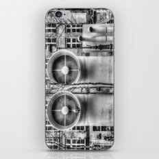 Pompidou center iPhone & iPod Skin
