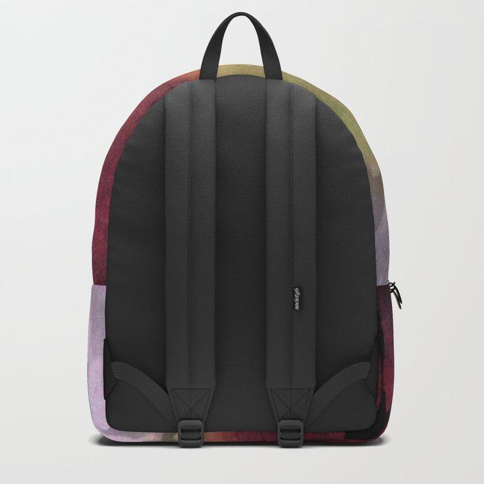 Rainbow Grass Diamond Backpack