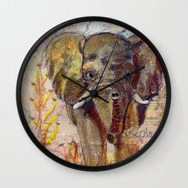 The Grand Explorer Wall Clock
