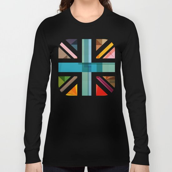 MultiCultural Britain Long Sleeve T-shirt