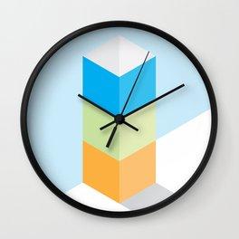 The Geometric - One Wall Clock