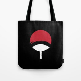 Uchiha Clan Logo Tote Bag