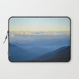 Clouds at eye level  Laptop Sleeve