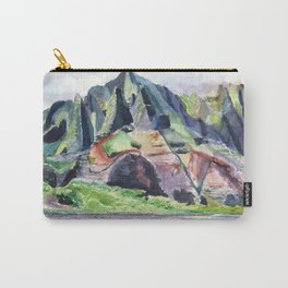 Majestic Na Pali Coast Carry-All Pouch