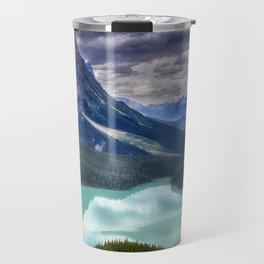 Peyto Lake - Banff National Park Travel Mug