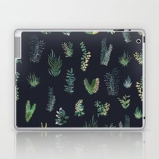 green garden at nigth Laptop & iPad Skin