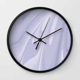Purple Fantasy Wall Clock