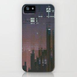 (CUADRO SERIES) - .SCRP. iPhone Case