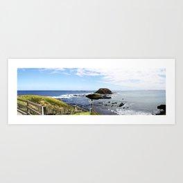 Phillip Island View. Art Print