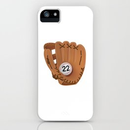 Catch 22 iPhone Case