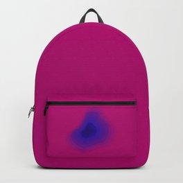 Blue poppy Backpack