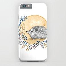 Happy Hedgehog iPhone 6s Slim Case