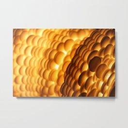 Foam Light Metal Print