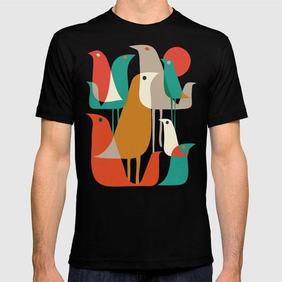 Flock of Birds T-shirt