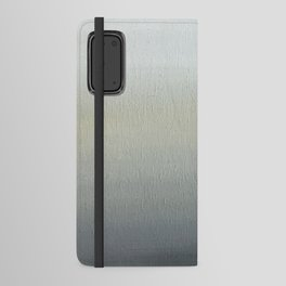 Gray Horizon  Android Wallet Case