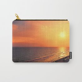 Fire In The Sky Florida Sunset Carry-All Pouch