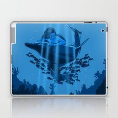 The Underwater Fantasy Laptop & iPad Skin