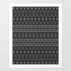 Jambourine Art Print