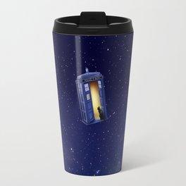 TARDIS STARRY NIGHT Travel Mug