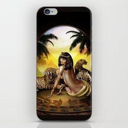 Egyptian Queen iPhone Skin