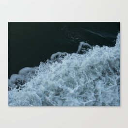 The Ferry to Naoshima Canvas Print