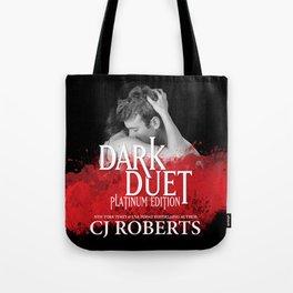 Dark Duet Tote Bag