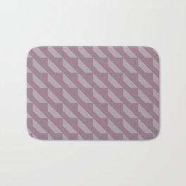 Modern Simple Geometric Pattern 4.3 Bath Mat