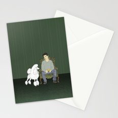 Meet the Poodle Stationery Cards