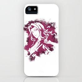 R.M. - Shinigami iPhone Case