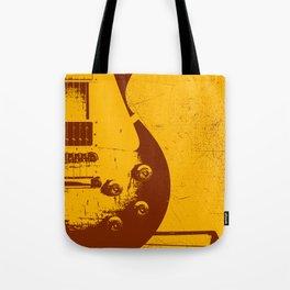 Les Paul Guitar - Jimmy P. Tote Bag